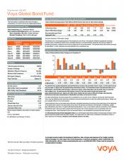 Preview Image for Voya Global Bond Fund Fact Sheet.PDF