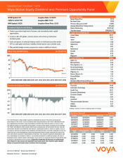 Preview Image for Voya Global Equity Dividend and Premium Opportunity Fund Fact Sheet.pdf