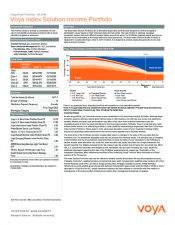 Preview Image for Voya Index Solution Income Portfolio Fact Sheet - Class Z.pdf