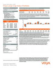Preview Image for Voya Large Cap Value Portfolio Fact Sheet.pdf