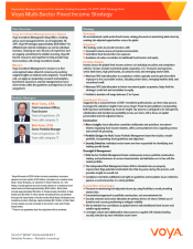 Preview Image for Voya Multi-Sector Fixed Income SMA Strategy Brief.PDF