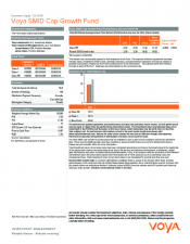 Preview Image for Voya SMID Cap Growth Fund Fact Sheet - Class R6.pdf