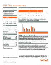 Preview Image for Voya Short Term Bond Fund Fact Sheet.PDF