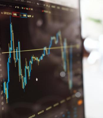 stock trader screen