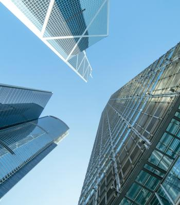 Three Tall Skyscrapers